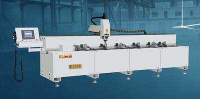 铝合金数控钻铣床LXF-CNC-3200