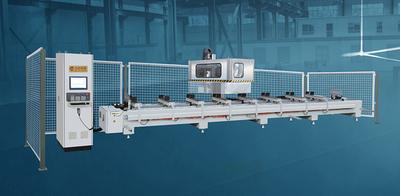 铝幕墙加工设备数控加工中心