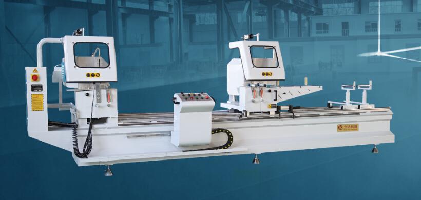 铝型材双头切割锯LJZ2-450×3700A切角码功能.jpg