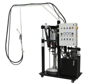 液压双组份打胶机 液压中空玻璃打胶机