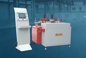 铝型材数控弯圆机WY360-CNC