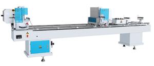 铝塑型材双角切割锯LJZ2-400平推锯