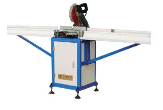 铝条切割锯 中空铝隔条切割机
