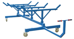 铝型材搬运车 铝型材移动车货架