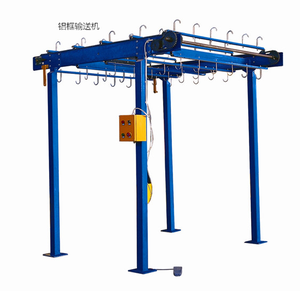铝框输送架 铝框输送机 铝条挂架