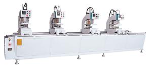 四位单面无缝焊接机HJ02D-4500直线轴承