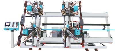 数控四角焊接机SHP4D-CNC