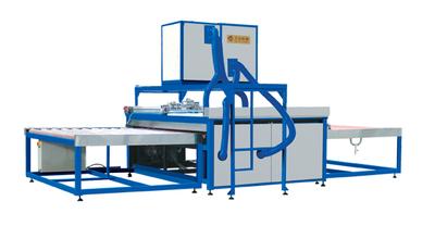 钢化炉专用卧式玻璃清洗机WX2500C